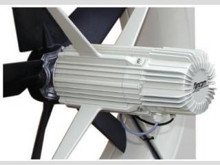 Továbbfejlesztett I-Fan motorok
